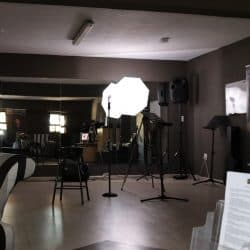 Private singing lessons and music rehearsal studio rental hire in Johannesburg, South Africa. ProVocals Vocal academy is the best training school for singers.